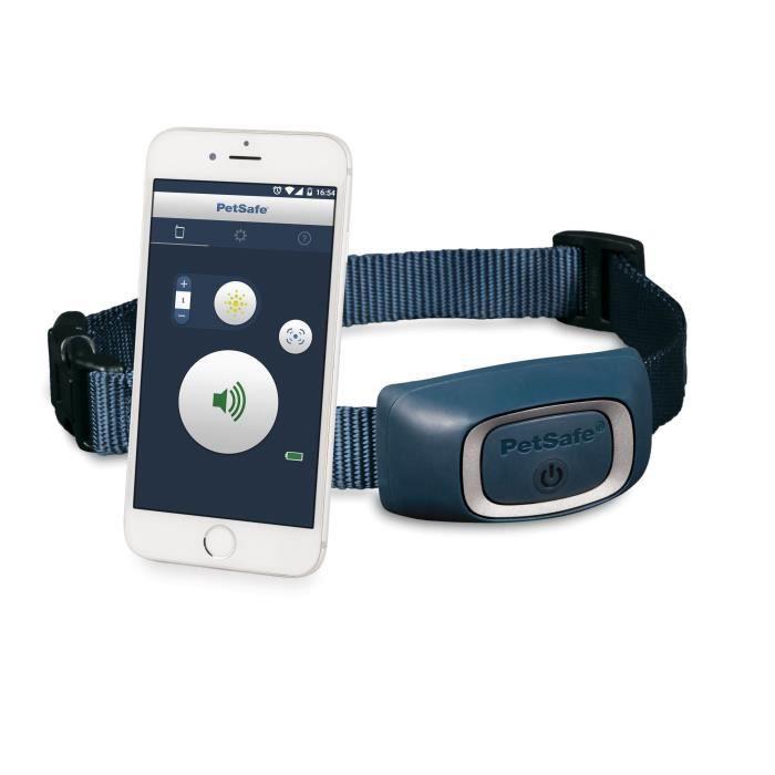 PETSAFE Collier de dressage Smart Dog - Bluetooth - Bleu - Pour chien
