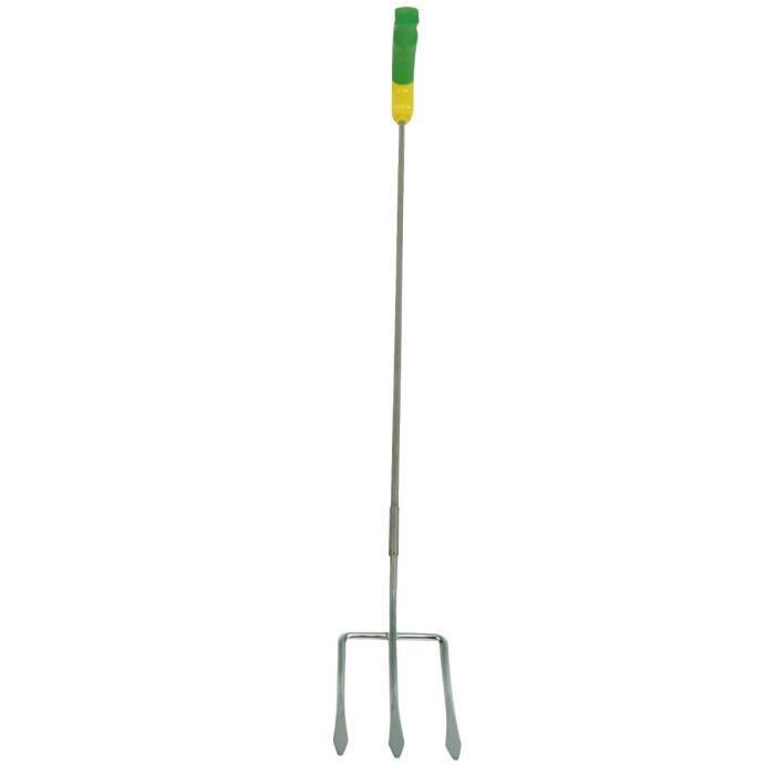 Fourche de jardin L poignée ergonomique 81 cm