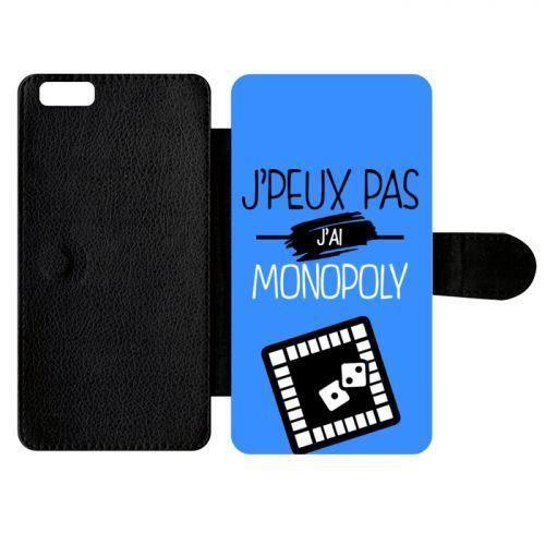 coque iphone 8 monopoly