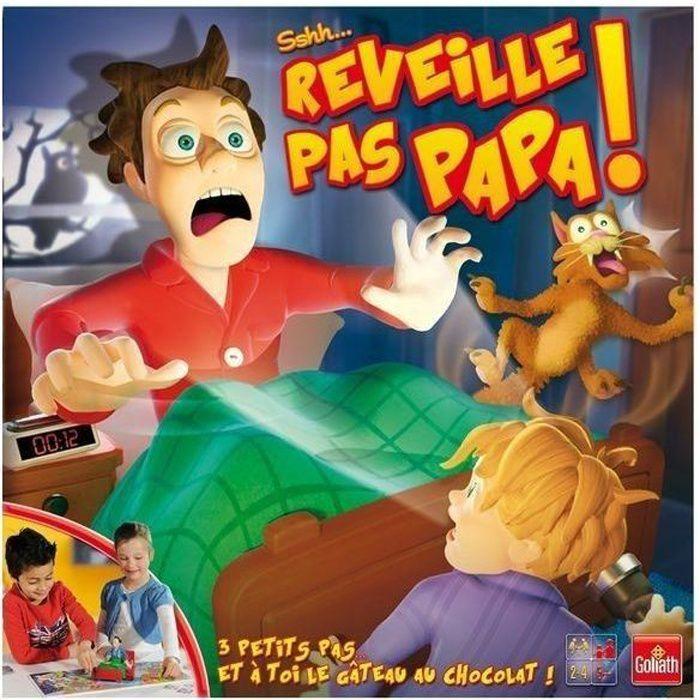 JEU SOCIÉTÉ - PLATEAU GOLIATH Réveille pas Papa