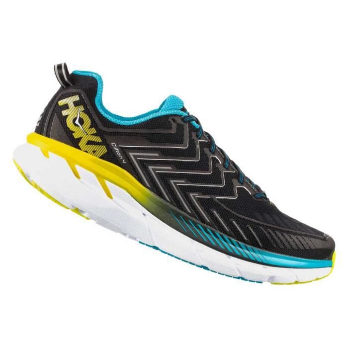 Chaussures homme Running Hoka One One Clifton 4 Prix pas