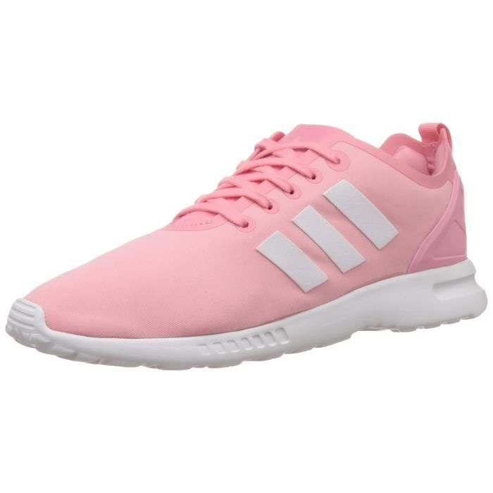 acheter populaire 56b1b 872f7 ADIDAS zx flux smooth pour femmes, baskets EFL9C Taille-39 1-2