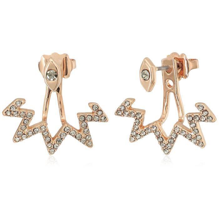 Rebecca Minkoff Stargazing Front Back Drop Earrings JYJX2