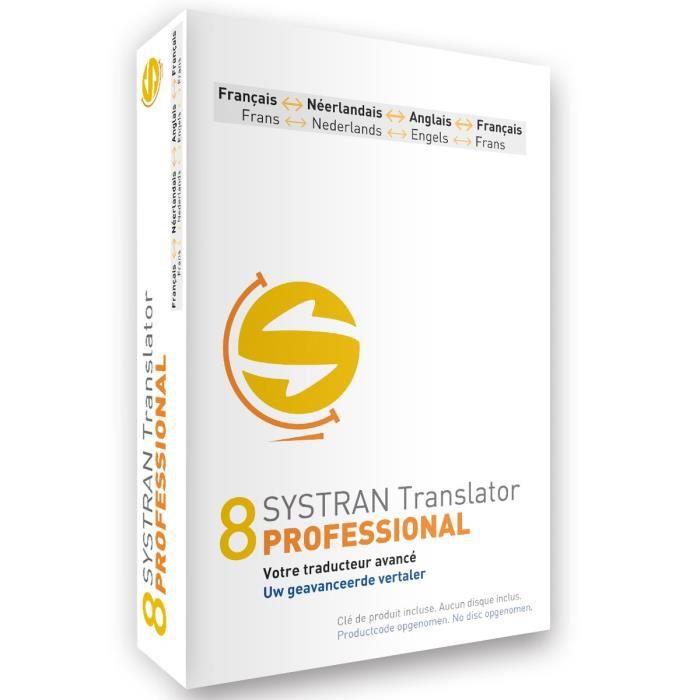systran - gestionnaire de projets de traduction