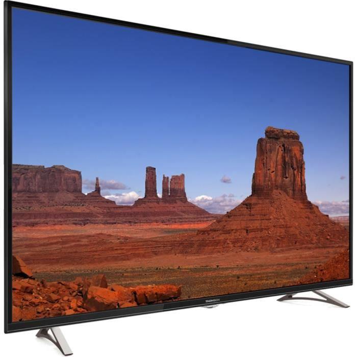 Téléviseur LED THOMSON 55US6006 - TV LED UHD 4K 2160p - Smart TV