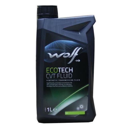 HUILE MOTEUR Bidon 1 litre d'huile d'huile Wolf pour boîte de v