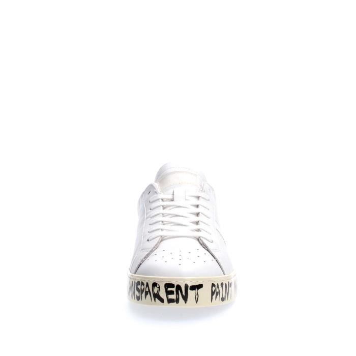 DATE SNEAKERS Homme WHITE, 40