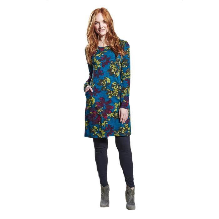 Femmes Imprimer Robe en jersey 2WKPHY Taille-36