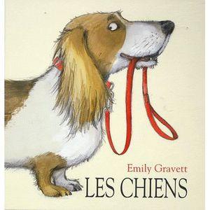 Livre 3-6 ANS Les chiens