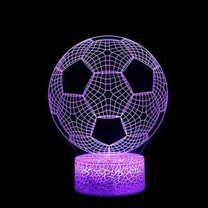 Pas 3d Cher Achat Foot Vente Lampe hsdxBrtQC