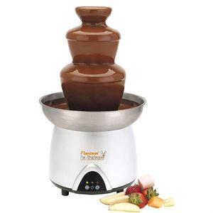 FONDUE ÉLECTRIQUE BESTRON DUE4007 Fontaine à chocolat – Inox