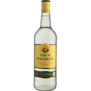 RHUM Rhum Agricole de la Guadeloupe 50° BOLOGNE 1L