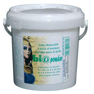 COLLE - PATE ADHESIVE Colle biopoudre - pot de 700g