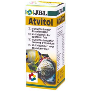 COMPLÉMENT ALIMENTAIRE Vitamines poissons ATVITOL 50ML