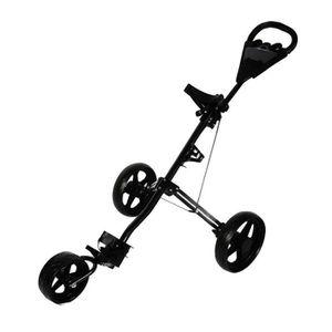 CHARIOT DE GOLF LESHP Chariot de golf pliable avec 3 roues  30*26*