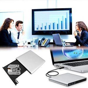 LECTEUR - GRAVEUR EXT. Graveur Lecteur de DVD externe portable USB 3.0 Le