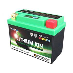 BATTERIE VÉHICULE Batterie SKYRICH Lithium Ion LIB5L sans entretien