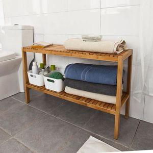 Banc salle de bain - Achat / Vente pas cher