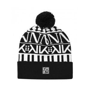 achat authentique mode sélectionner pour plus récent Bonnet Unkut Font noir Noir - Achat / Vente bonnet - cagoule ...