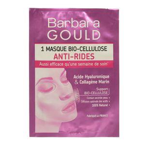 MASQUE VISAGE - PATCH BARBARA GOULD  Masque - Bio - Anti-Rides - Cellulo