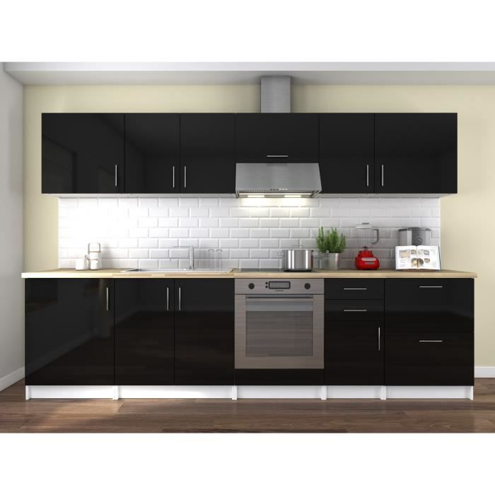 cuisine equipee avec electromenager achat vente pas cher. Black Bedroom Furniture Sets. Home Design Ideas