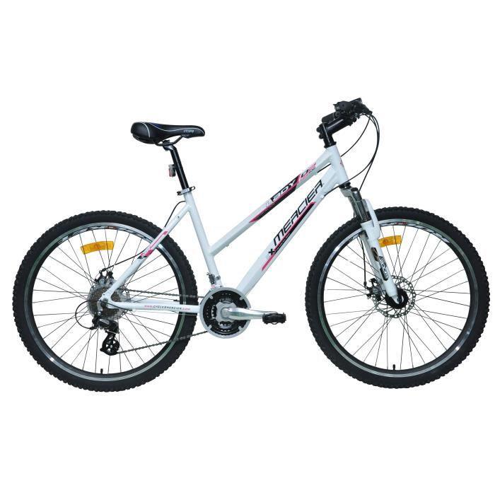 MERCIER Vélo VTT 26 P 21 Vitesses Femme