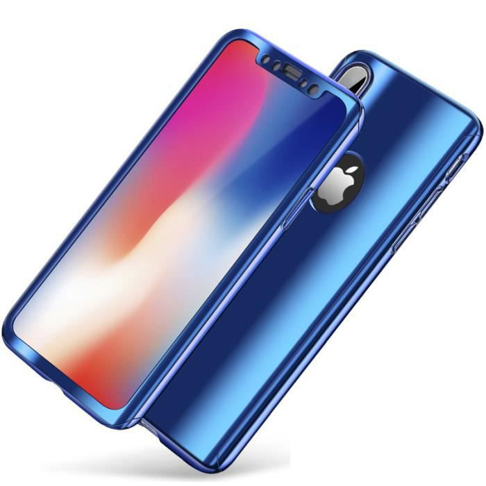 coque iphone xs cristal