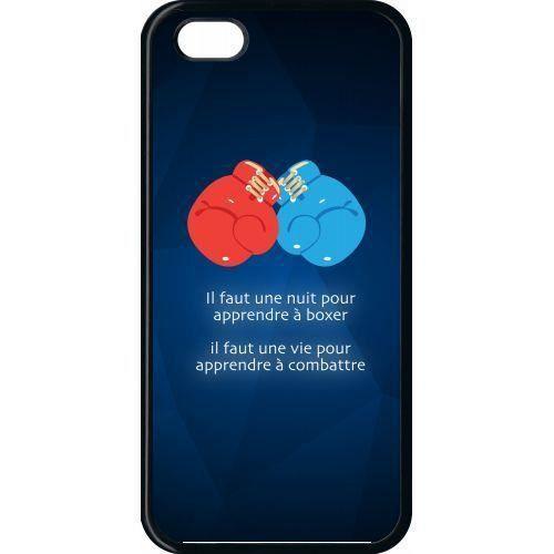 coque iphone 5 boxe