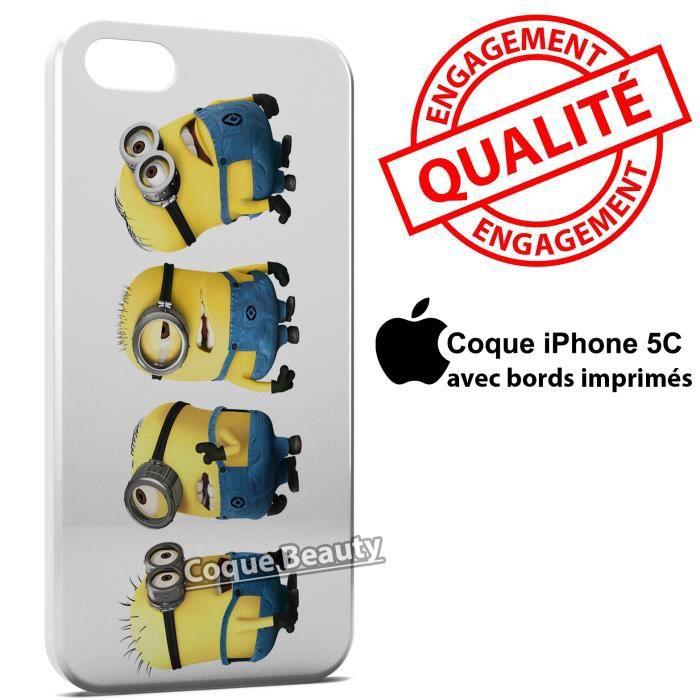 coque iphone 5 mechant