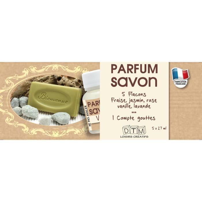 Savon Dtm Parfum Pour 5 Gouttes FlaconsCompte IYymfb6g7v