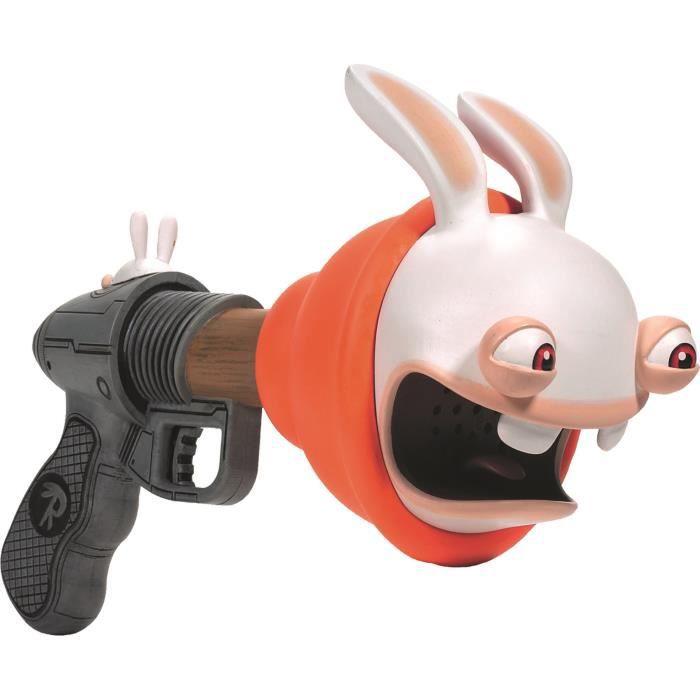 Lapins cretins pistolet sonore achat vente espion cdiscount - Jeux lapin cretain gratuit ...