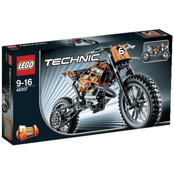 lego technic  la moto cross achat vente