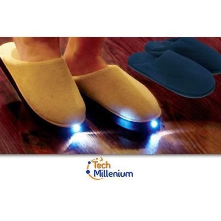 Chaussons Led