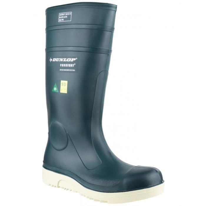 Dunlop Purofort E262673 - Bottes de sécurité - Adulte unisexe