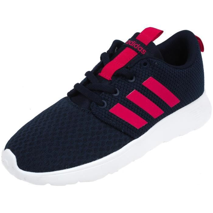 look for the cheapest how to buy Chaussures running Swifty navy rose - Adidas neo