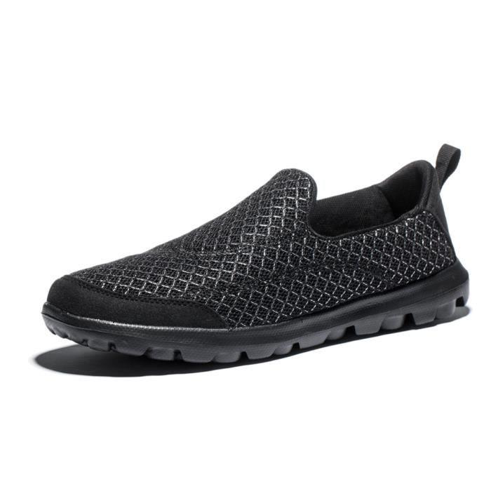 2017 noir Nouvelle Chaussures Qualité Confortable sport de luxe Meilleure nouvelle Mode Homme Durable Basket marque de chaussure wBYaU
