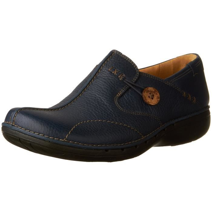 Clarks Unstructured Un.loop Slip-on chaussures R0LJI Taille-38 1-2