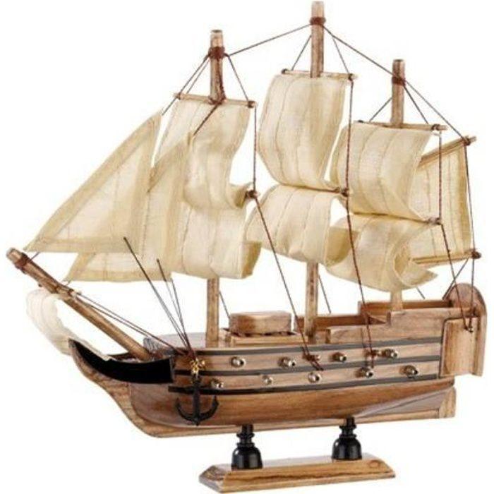 maquette bateau en bois a construire achat vente jeux et jouets pas chers. Black Bedroom Furniture Sets. Home Design Ideas