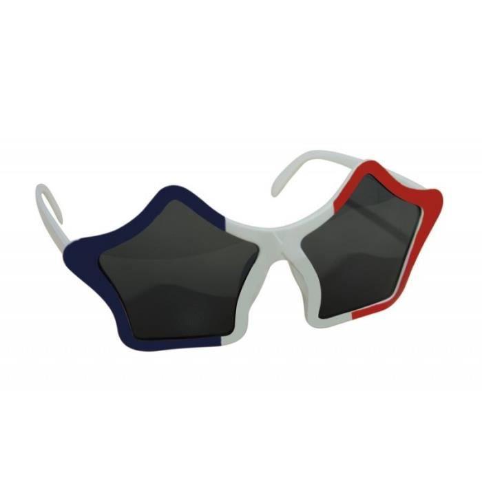 e7c984c1c207ba Lunettes Etoiles France Adulte - Achat   Vente lunettes de soleil ...