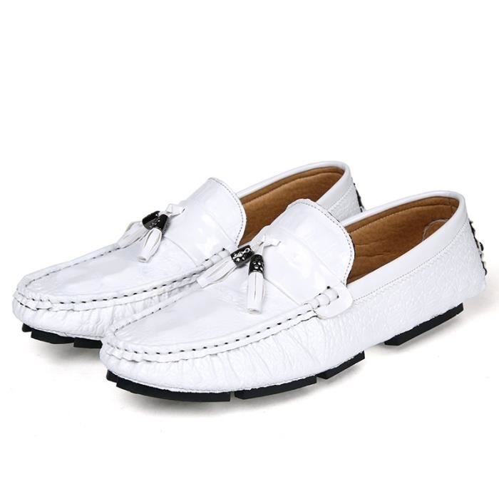 Patant cuir Doug Chaussures Chaussures Mocassins hommes