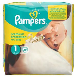 Couche Pampers Taille 1 Achat Vente Pas Cher Cdiscount
