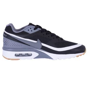 NIKE Baskets Air Max Classic BW Chaussures Homme Noir et gris ... 82839bf62e6f