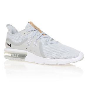 BASKET NIKE Chaussures Air Max Sequent 3 - Homme - Gris,