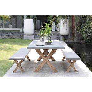 Ensemble tables et chaises DPI820008