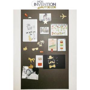 KIT FERFLEX® - Papier peint magnétique 100x60 cm +
