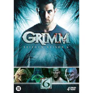DVD SÉRIE Grimm - Integrale Saison 6 (DVD)