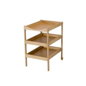 TABLE À LANGER COMBELLE Table à langer Susie 3 Plateaux vernis  n