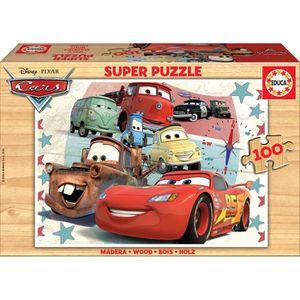 PUZZLE CARS Puzzle 110 Pièces