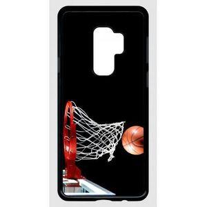 coque silicone basketball galaxy s9