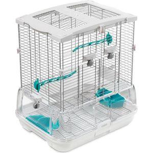 VOLIÈRE - CAGE OISEAU S01 cage pour oiseaux 46x36x51 cm